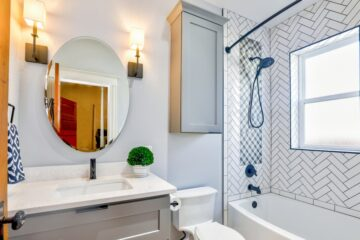 Bathroom without Renovation